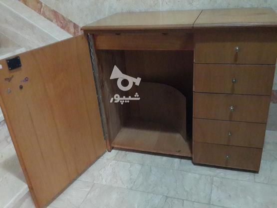 میز چوبی خیاطی در گروه خرید و فروش صنعتی، اداری و تجاری در مازندران در شیپور-عکس3