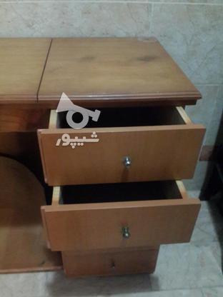 میز چوبی خیاطی در گروه خرید و فروش صنعتی، اداری و تجاری در مازندران در شیپور-عکس1