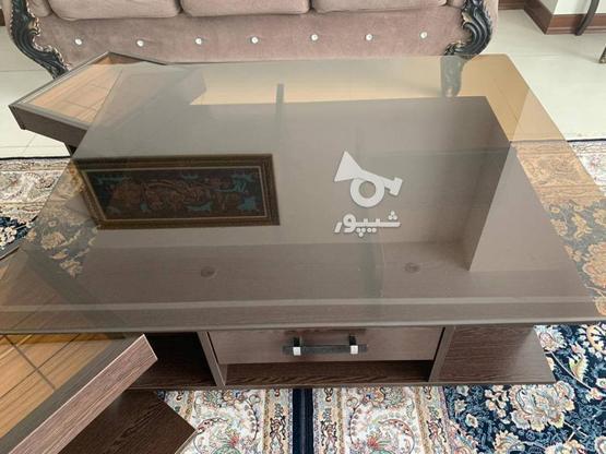 مبل راحتی به همراه جلو مبلی در گروه خرید و فروش لوازم خانگی در تهران در شیپور-عکس5