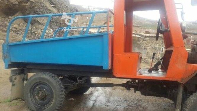 سه چرخه(چهارچرخ)متور جوش وبرق همزمان  در گروه خرید و فروش وسایل نقلیه در کردستان در شیپور-عکس4