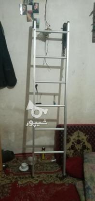 نردبان آلومینیومی 2متری در گروه خرید و فروش لوازم خانگی در تهران در شیپور-عکس1