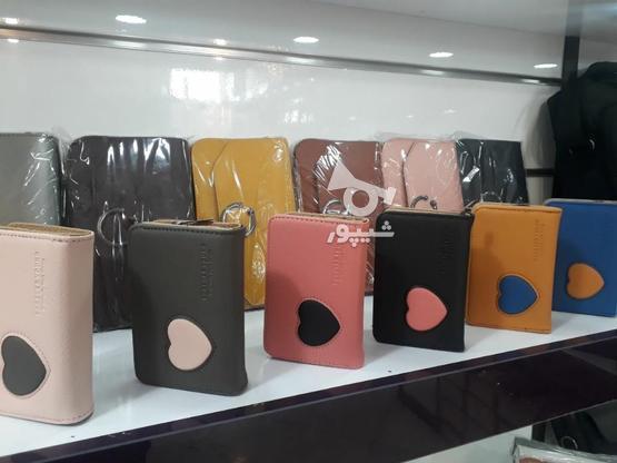 کیف پول مدل قلبی جادار و زیبا و بسیار با کیفیت در گروه خرید و فروش لوازم شخصی در مازندران در شیپور-عکس1