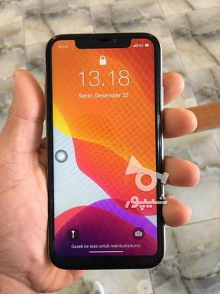ایفون11پرو64گیگ طرح نو معاوضم میزنم در گروه خرید و فروش موبایل، تبلت و لوازم در مازندران در شیپور-عکس2