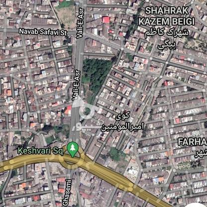زمین اداری ، تجاری مسکونی 900 متری بین کشوری و نواب در گروه خرید و فروش املاک در مازندران در شیپور-عکس1