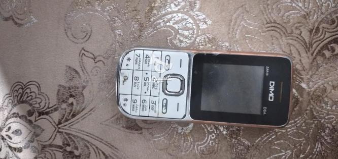 گوشی ساده دو سیم کارته  در گروه خرید و فروش موبایل، تبلت و لوازم در قزوین در شیپور-عکس1