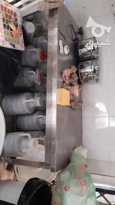 میزکار استیل  در گروه خرید و فروش صنعتی، اداری و تجاری در البرز در شیپور-عکس1