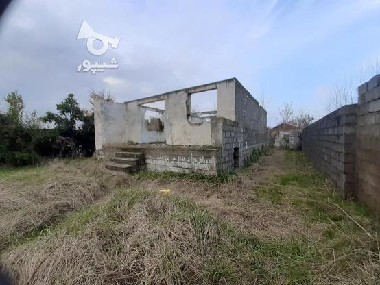 زمین مسکونی 423 متری و خانه نیمه ساز  در گروه خرید و فروش املاک در گیلان در شیپور-عکس1