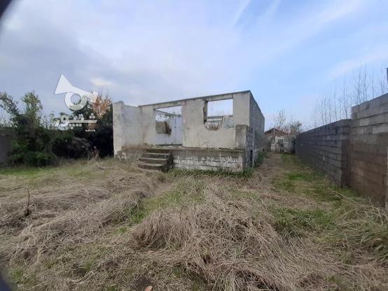 زمین مسکونی 423 متری و خانه نیمه ساز  در گروه خرید و فروش املاک در گیلان در شیپور-عکس2