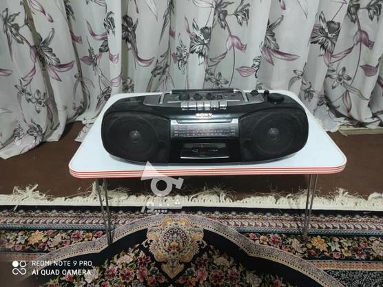 رادیو ضبط سونی  در گروه خرید و فروش لوازم الکترونیکی در تهران در شیپور-عکس2