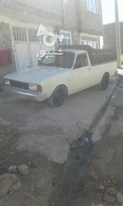فروشی وانت بار در گروه خرید و فروش وسایل نقلیه در آذربایجان غربی در شیپور-عکس4
