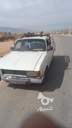 معاوضه یافروش وانت پیکان در گروه خرید و فروش وسایل نقلیه در فارس در شیپور-عکس1