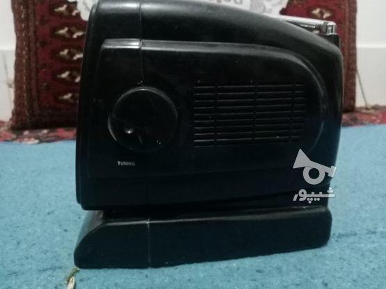 تلوزیون کوچیک سالم رادیو تلوزیون  در گروه خرید و فروش لوازم خانگی در سمنان در شیپور-عکس1