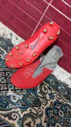 کفش فوتبال استوک جورابی در گروه خرید و فروش ورزش فرهنگ فراغت در مازندران در شیپور-عکس2