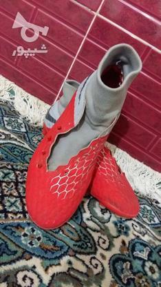 کفش فوتبال استوک جورابی در گروه خرید و فروش ورزش فرهنگ فراغت در مازندران در شیپور-عکس1