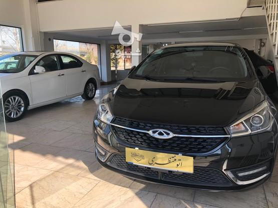 چری آریزو 5 1399 مشکی در گروه خرید و فروش وسایل نقلیه در مازندران در شیپور-عکس3