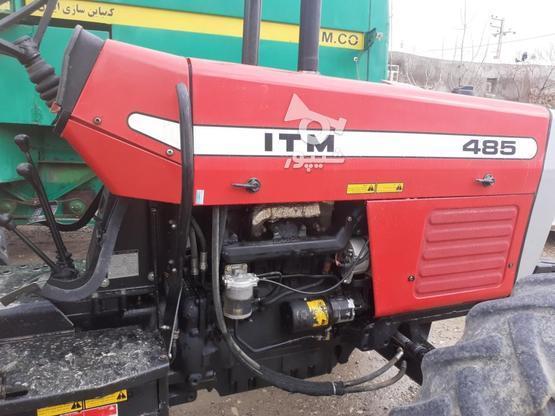تراکتور 485 مدل 94 در گروه خرید و فروش وسایل نقلیه در زنجان در شیپور-عکس1