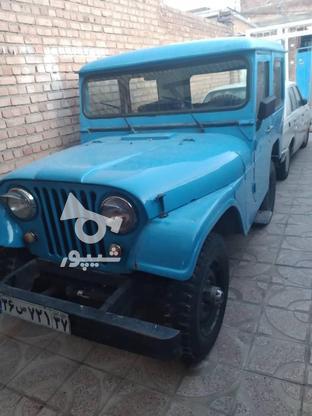 جیب صحرا متور کوچک مدل 69 در گروه خرید و فروش وسایل نقلیه در آذربایجان غربی در شیپور-عکس2