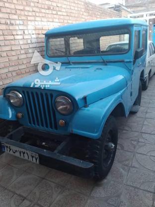 جیب صحرا متور کوچک مدل 69 در گروه خرید و فروش وسایل نقلیه در آذربایجان غربی در شیپور-عکس3