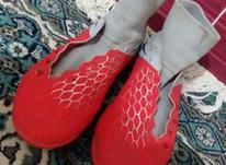 کفش فوتبال استوک جورابی   در شیپور-عکس کوچک