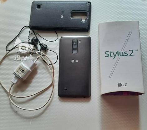 الجی استایلوس 2 در گروه خرید و فروش موبایل، تبلت و لوازم در گیلان در شیپور-عکس1