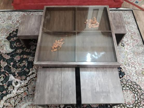 میز جلو مبلی در گروه خرید و فروش لوازم خانگی در مازندران در شیپور-عکس3
