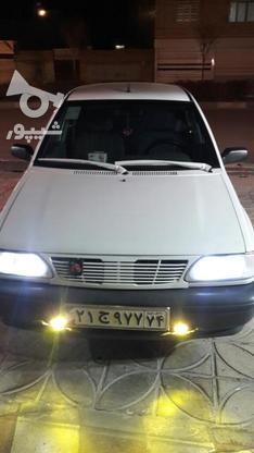 پراید131سفید.98 در گروه خرید و فروش وسایل نقلیه در خراسان رضوی در شیپور-عکس1