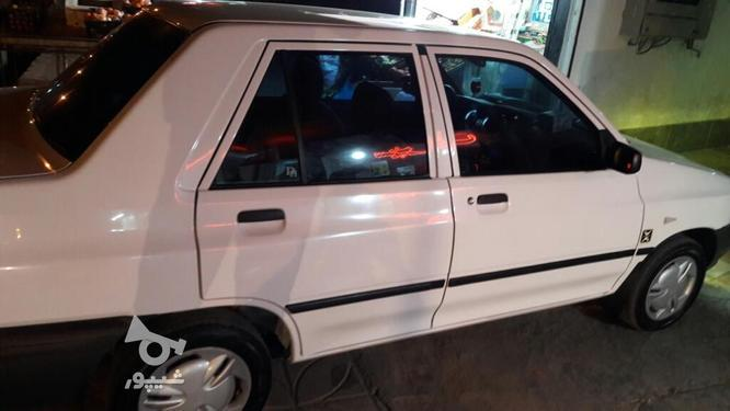 پراید131سفید.98 در گروه خرید و فروش وسایل نقلیه در خراسان رضوی در شیپور-عکس3
