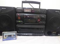 رادیو ضبط سونی مدل W 560 S در شیپور-عکس کوچک