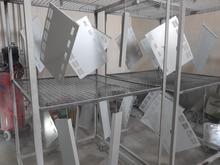 خدمات رنگ پودری الکترواستاتیک در شیپور