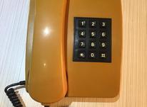 تلفن قدیمی در شیپور-عکس کوچک