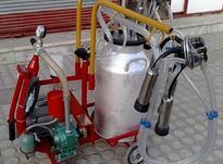 دستگاه شیر دوش گاو چهار واحدی دو بیدون  در شیپور-عکس کوچک