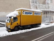 حمل اثاثیه منازل و کالای تجاری به سراسر ایران در شیپور