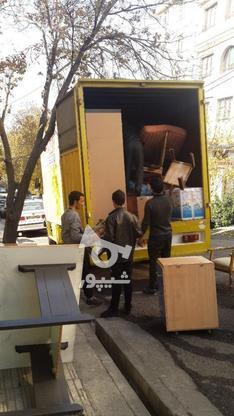 حمل اثاثیه منازل و کالای تجاری به سراسر ایران در گروه خرید و فروش خدمات و کسب و کار در تهران در شیپور-عکس3