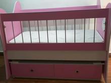تخت کودک + تشک  در شیپور