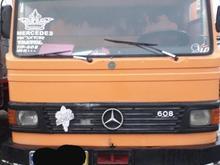 خاور 608 بی رنگ مدل 86 در شیپور