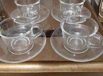 فنجان و نعلبکی اصل فرانسه در شیپور-عکس کوچک