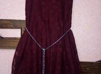 لباس مجلسی زرشکی خوشرنگ 40تا44 در شیپور-عکس کوچک
