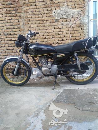 فروش موتورسیکلت همتاز150 در گروه خرید و فروش وسایل نقلیه در آذربایجان غربی در شیپور-عکس1