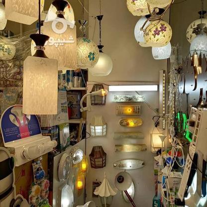 لوستر و آویز روشنایی طلوع بلوار هفت تیر در گروه خرید و فروش خدمات و کسب و کار در البرز در شیپور-عکس6