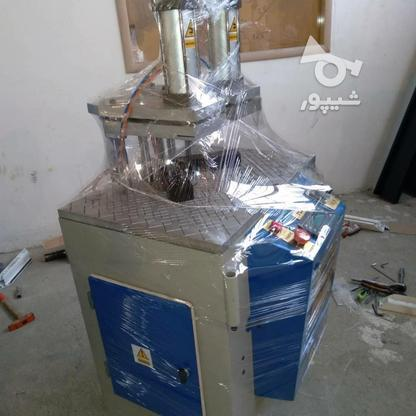 دستگاه UPVC درب و پنجره آلومینیوم در گروه خرید و فروش صنعتی، اداری و تجاری در همدان در شیپور-عکس6