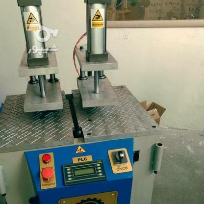 دستگاه UPVC درب و پنجره آلومینیوم در گروه خرید و فروش صنعتی، اداری و تجاری در همدان در شیپور-عکس1
