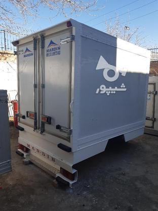 یخچال نیسان مخصوص حمل لبنیات در گروه خرید و فروش وسایل نقلیه در تهران در شیپور-عکس1