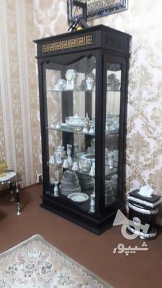بوفه چوبی کاملا تمییز در گروه خرید و فروش لوازم خانگی در تهران در شیپور-عکس1