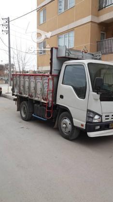 ایسوزو مدل 88 تمیز مرتب در گروه خرید و فروش وسایل نقلیه در خراسان شمالی در شیپور-عکس2