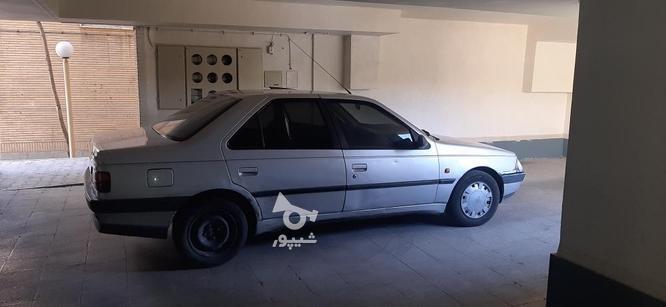پژو 405 دوگانه cng کپسول بزرگ  در گروه خرید و فروش وسایل نقلیه در تهران در شیپور-عکس2