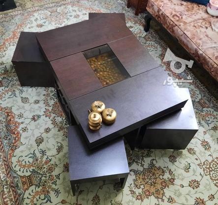 مبل 5 نفره در گروه خرید و فروش لوازم خانگی در البرز در شیپور-عکس3
