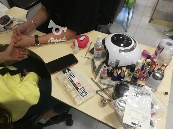 آموزش کاشت ناخن با اعطای مدرک فنی و حرفه ای در گروه خرید و فروش خدمات و کسب و کار در گیلان در شیپور-عکس3