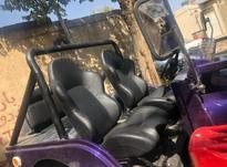 صندلی ماشین جیپ در شیپور-عکس کوچک
