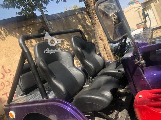 صندلی ماشین جیپ در گروه خرید و فروش خدمات و کسب و کار در تهران در شیپور-عکس1