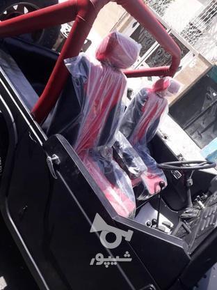 صندلی ماشین جیپ در گروه خرید و فروش خدمات و کسب و کار در تهران در شیپور-عکس3